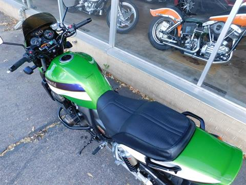 2002 Kawasaki ZRX 1200R in Loveland, Colorado - Photo 5