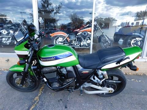 2002 Kawasaki ZRX 1200R in Loveland, Colorado - Photo 9