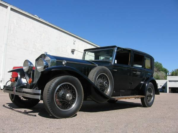 1930 Rolls Royce Phantom 1 in Loveland, Colorado - Photo 2