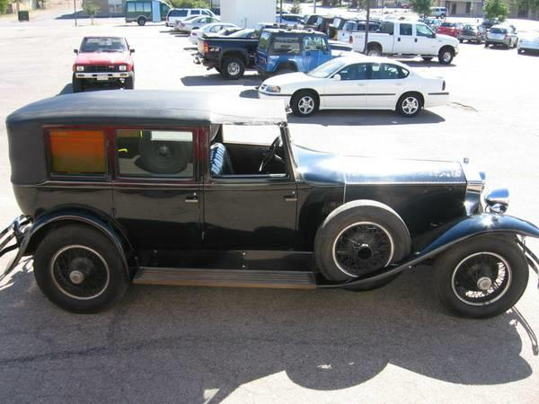 1930 Rolls Royce Phantom 1 in Loveland, Colorado - Photo 5
