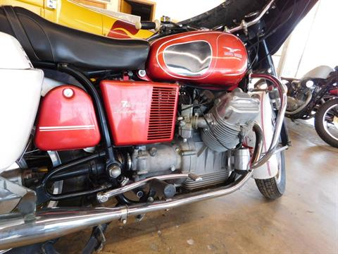 1972 Moto Guzzi Ambassador V750 in Loveland, Colorado - Photo 3