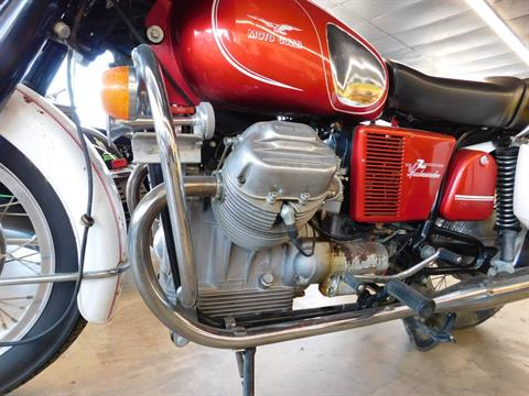 1972 Moto Guzzi Ambassador V750 in Loveland, Colorado - Photo 11