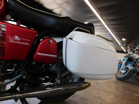 1972 Moto Guzzi Ambassador V750 in Loveland, Colorado - Photo 12