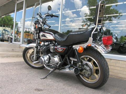 1980 Kawasaki KZ1000 Classic in Loveland, Colorado