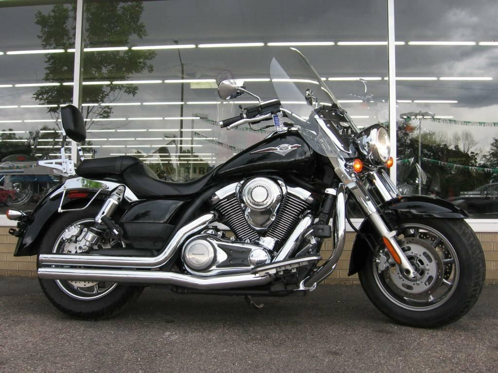 2009 Kawasaki Vulcan® 1700 Classic in Loveland, Colorado