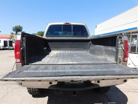 2004 Ford f-250 Super Duty 4WD Super 4 Door in Loveland, Colorado - Photo 3