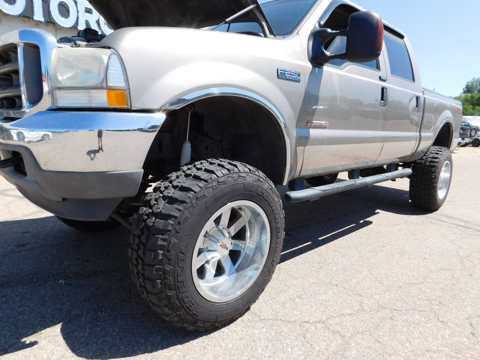 2004 Ford f-250 Super Duty 4WD Super 4 Door in Loveland, Colorado - Photo 9