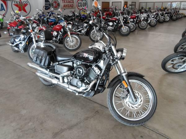 2007 Yamaha V Star® Midnight Custom in Loveland, Colorado
