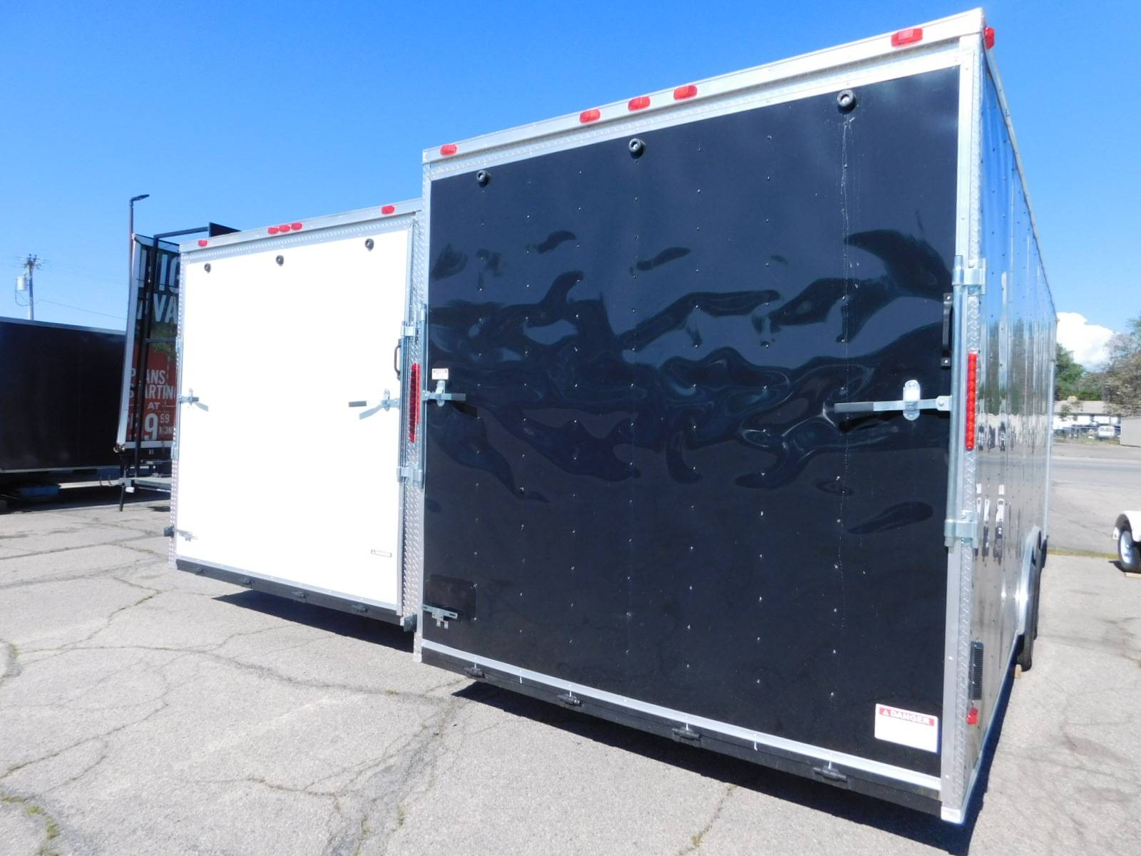 2019 Other 8X8X28 Enclosed Trailer in Loveland, Colorado - Photo 2