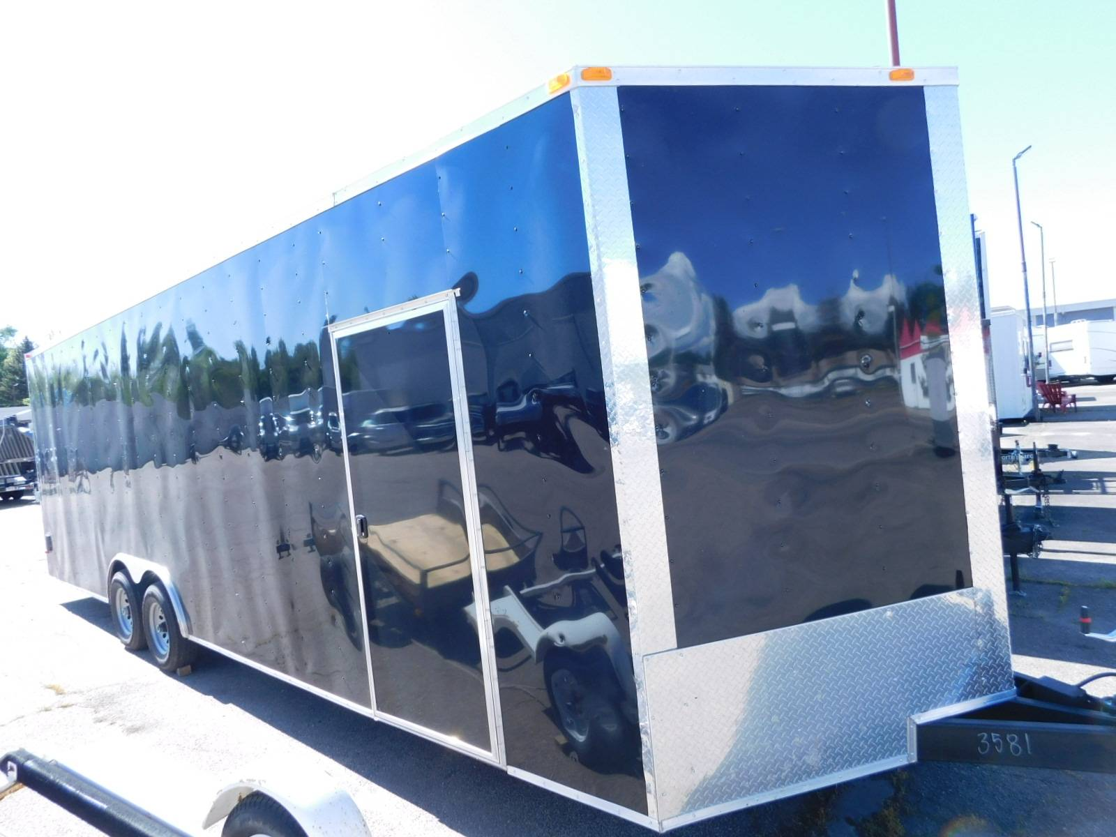 2019 Other 8X8X28 Enclosed Trailer in Loveland, Colorado - Photo 3