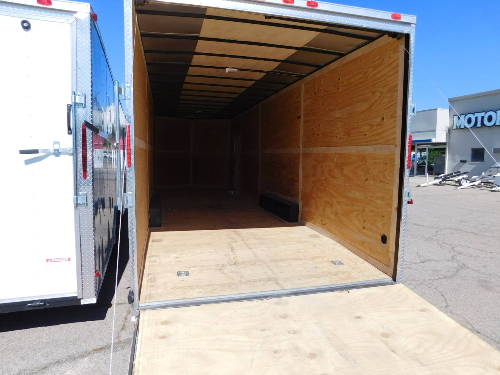 2019 Other 8X8X28 Enclosed Trailer in Loveland, Colorado - Photo 6