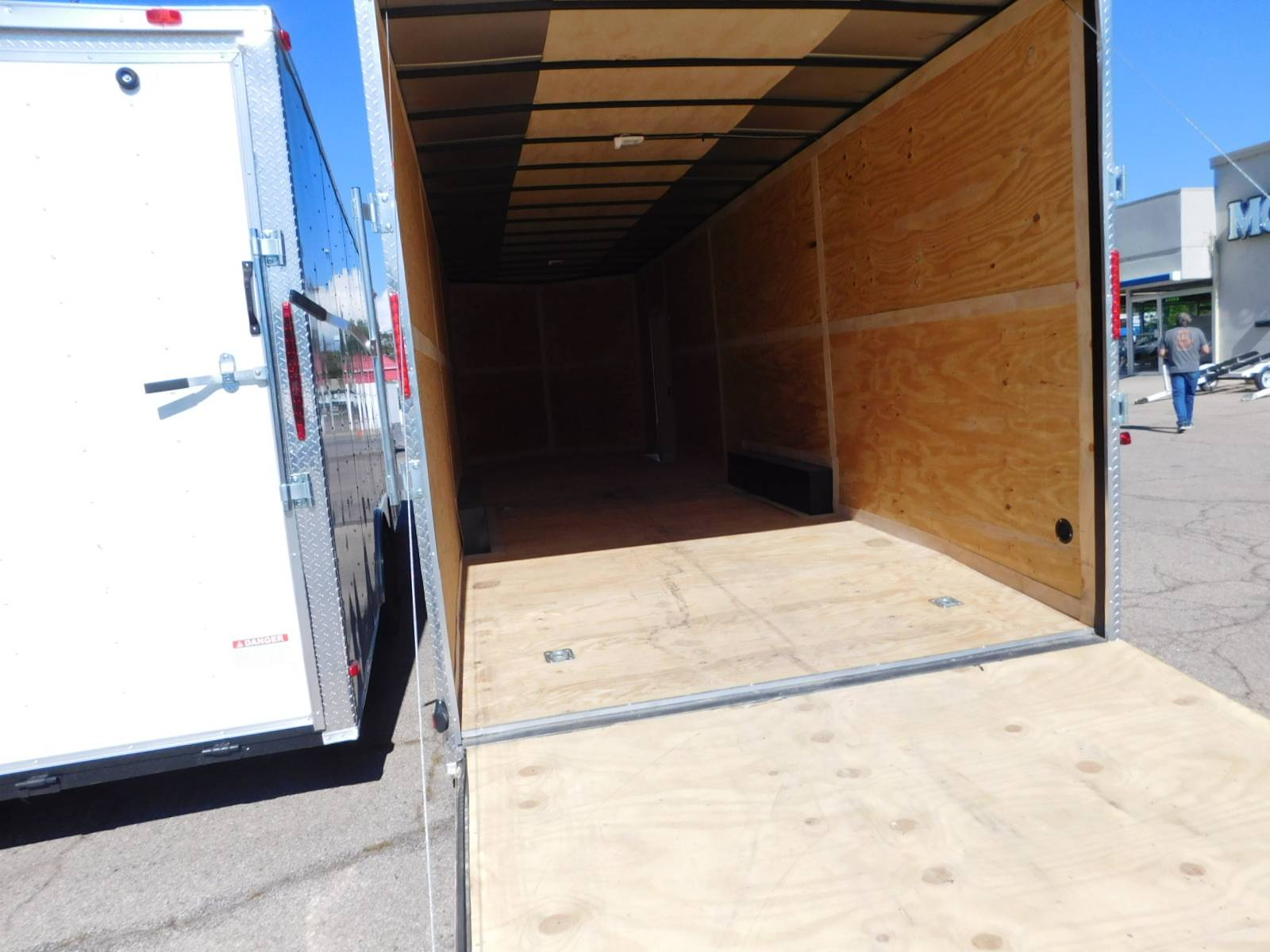 2019 Other 8X8X28 Enclosed Trailer in Loveland, Colorado - Photo 7