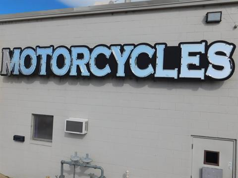2010 Neon Specialties 21' Neon Motorcycle Sign in Loveland, Colorado - Photo 2