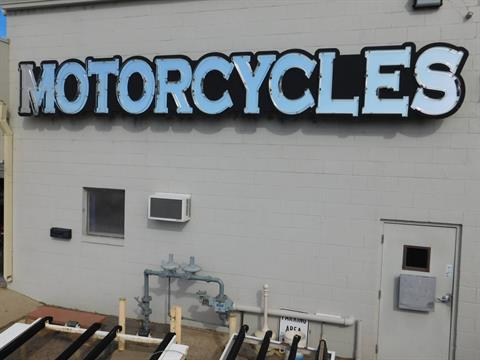 2010 Neon Specialties 21' Neon Motorcycle Sign in Loveland, Colorado - Photo 3