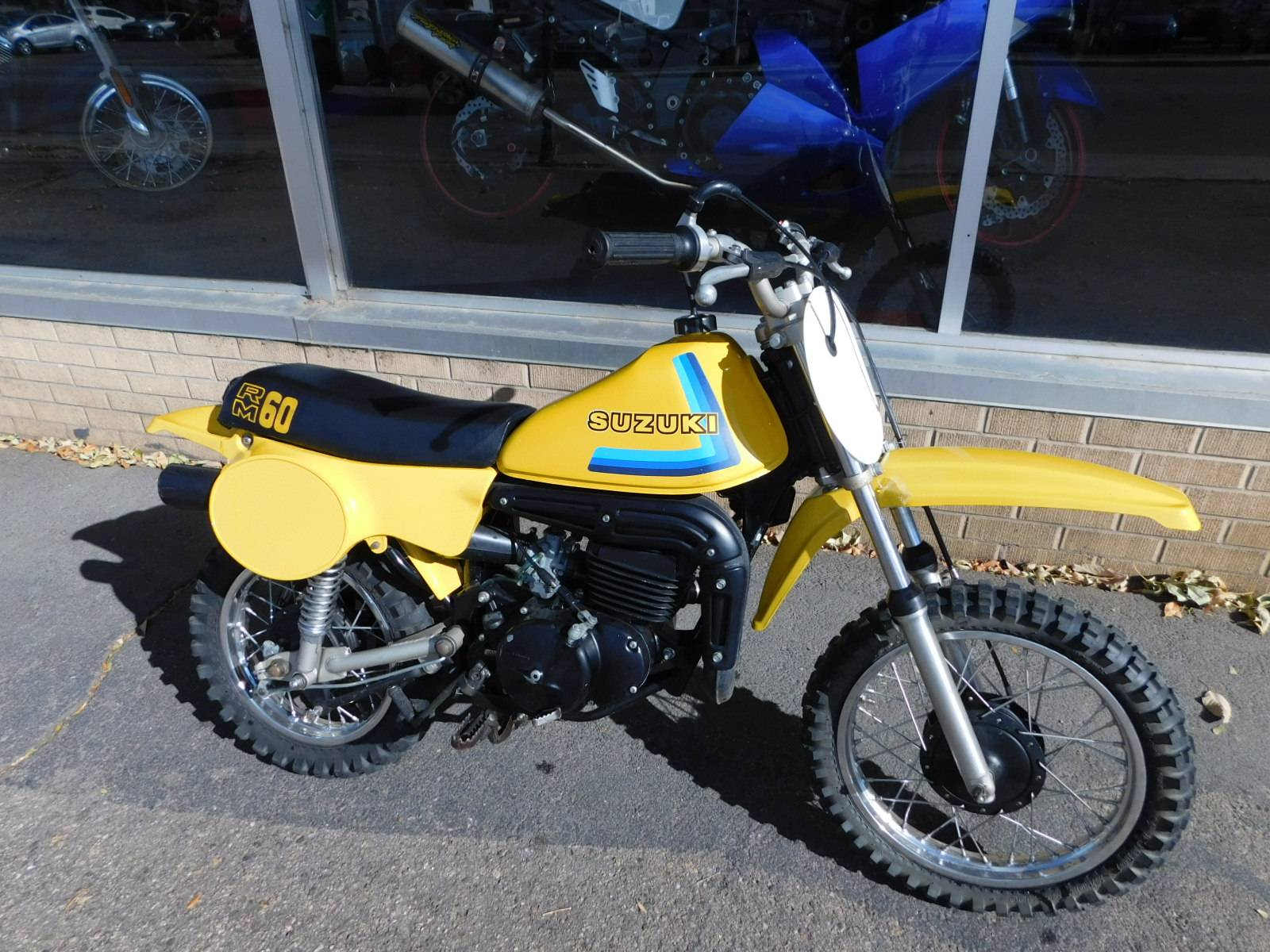 1979 Suzuki RM60 Dirt Bike in Loveland, Colorado