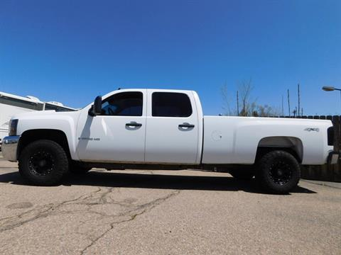 2009 Chevrolet Silverado 2500 HD Crew Cab 4WD in Loveland, Colorado