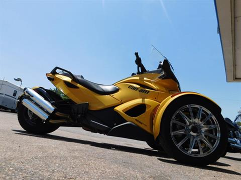2013 Can-Am Spyder® ST-S SE5 in Loveland, Colorado