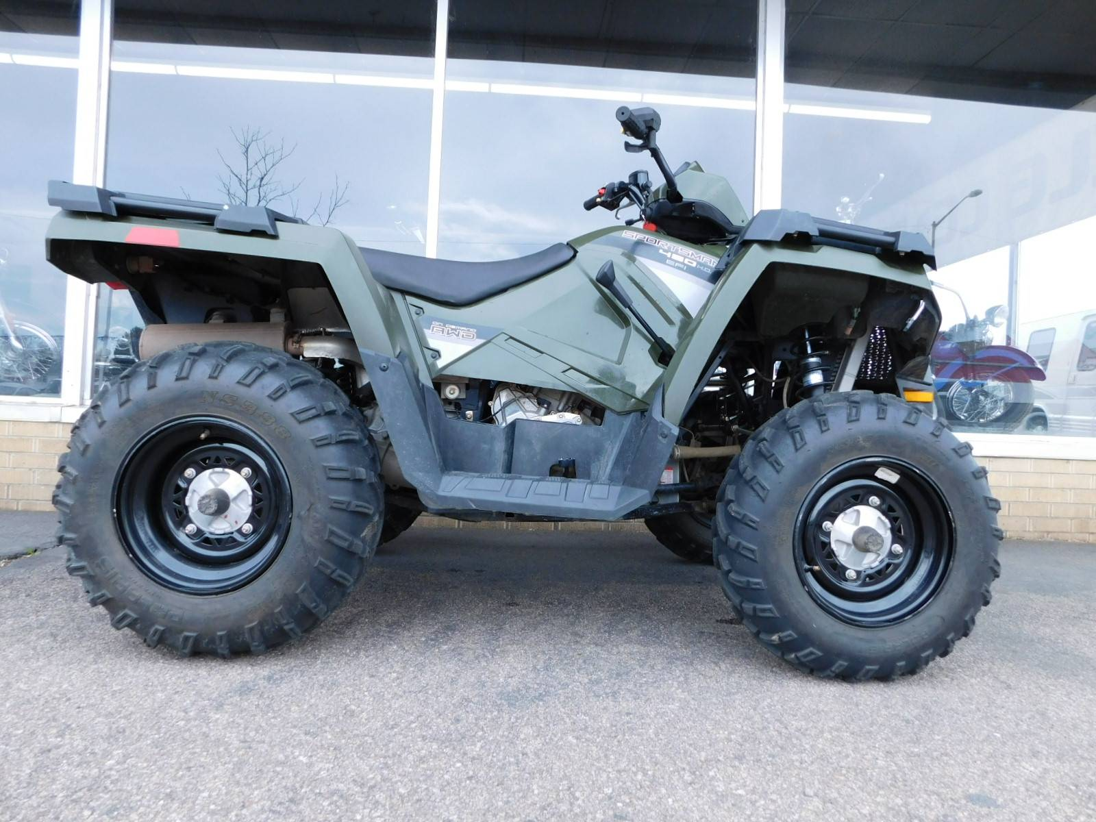 2016 Polaris Sportsman 450 H O  in Loveland, Colorado