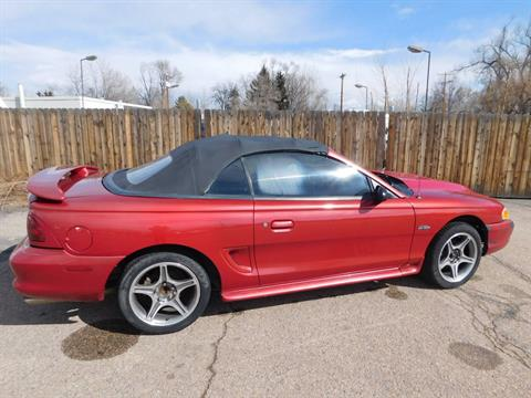 1998 Ford Mustang GT Convertible in Loveland, Colorado