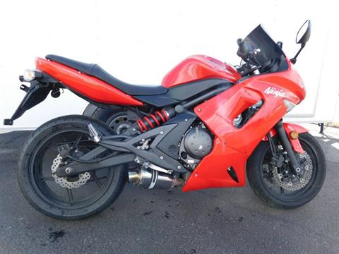 2008 Kawasaki Ninja® 650R in Loveland, Colorado
