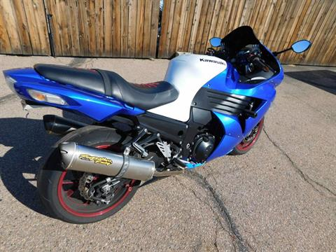 2007 Kawasaki Ninja® ZX™-14 in Loveland, Colorado