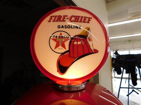 Other 1974 / Earlier Texaco Fire Chief Tokheim Gas Pump in Loveland, Colorado - Photo 1