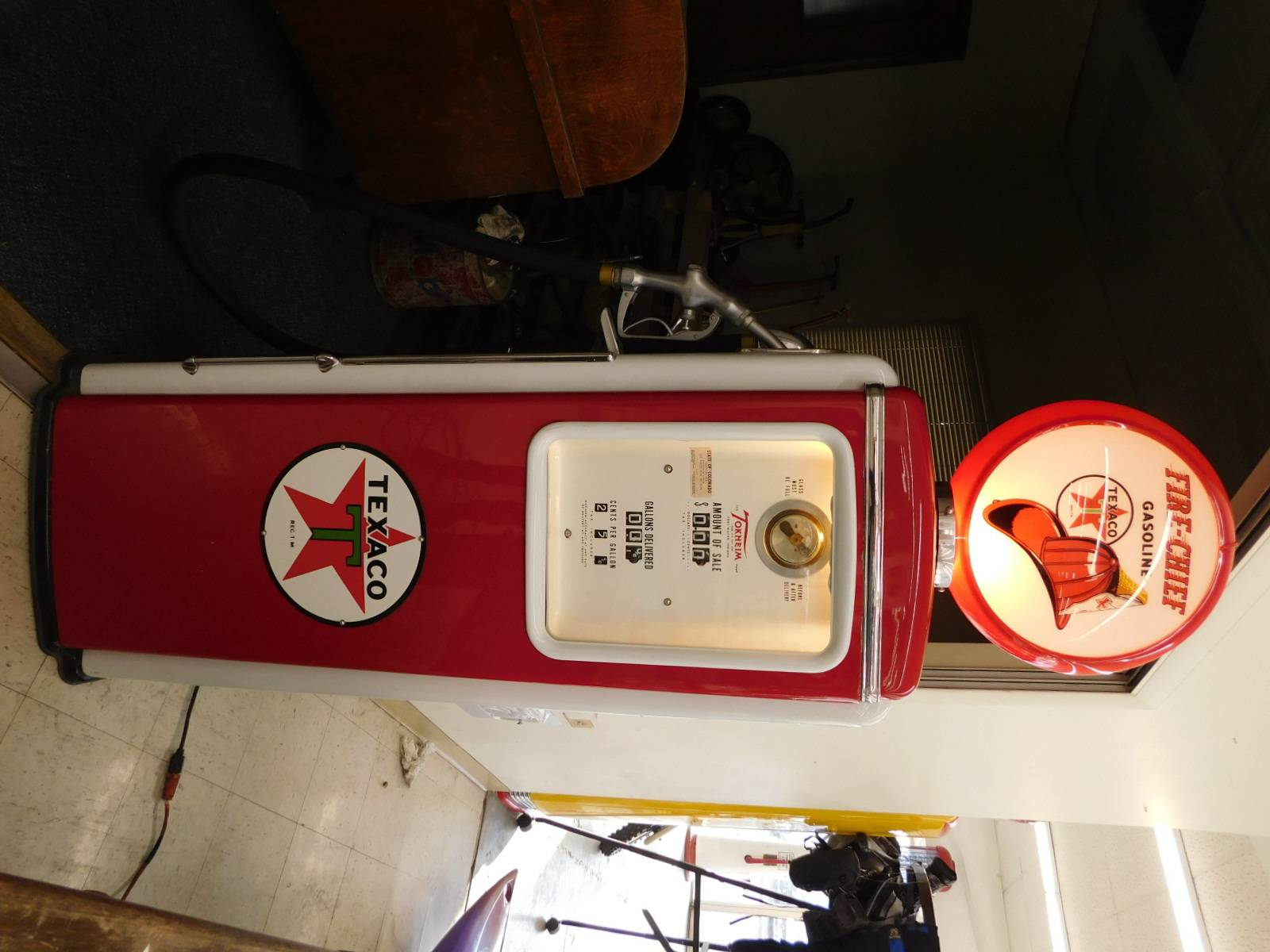 1974 Other 1974 / Earlier Texaco Fire Chief Tokheim Gas Pump in Loveland, Colorado - Photo 10