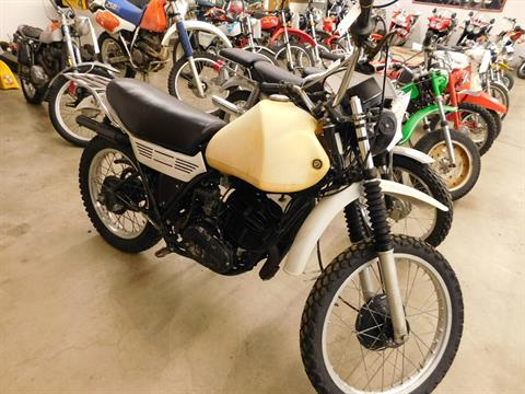 1973 Yamaha 250 E Enduro in Loveland, Colorado