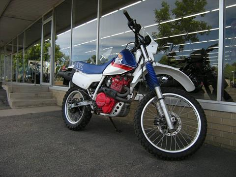1987 Honda XL600R in Loveland, Colorado