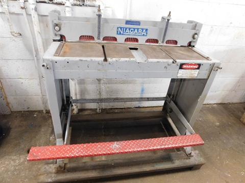 Other Niagra 36F Foot Stomp Shear in Loveland, Colorado - Photo 1