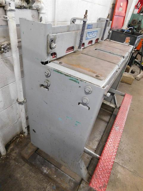 Other Niagra 36F Foot Stomp Shear in Loveland, Colorado - Photo 6