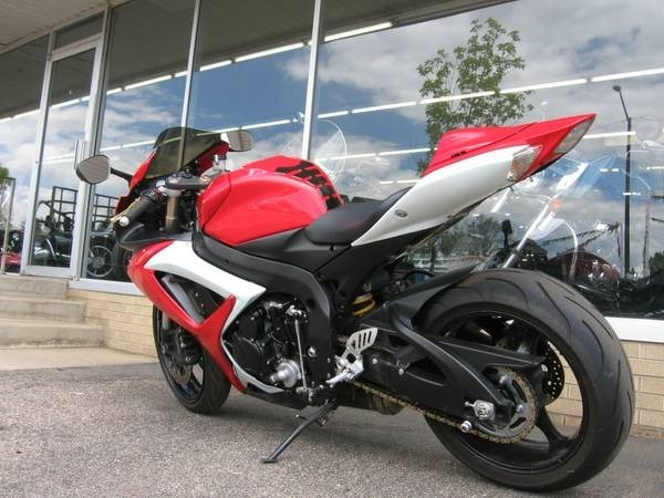 2007 Suzuki GSX-R600™ in Loveland, Colorado