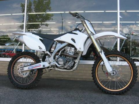 2008 Yamaha YZ250F in Loveland, Colorado
