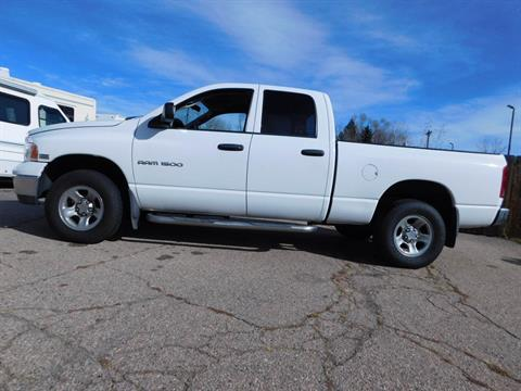 2004 Dodge 4x4 1500 Ram SLt 4 Door in Loveland, Colorado
