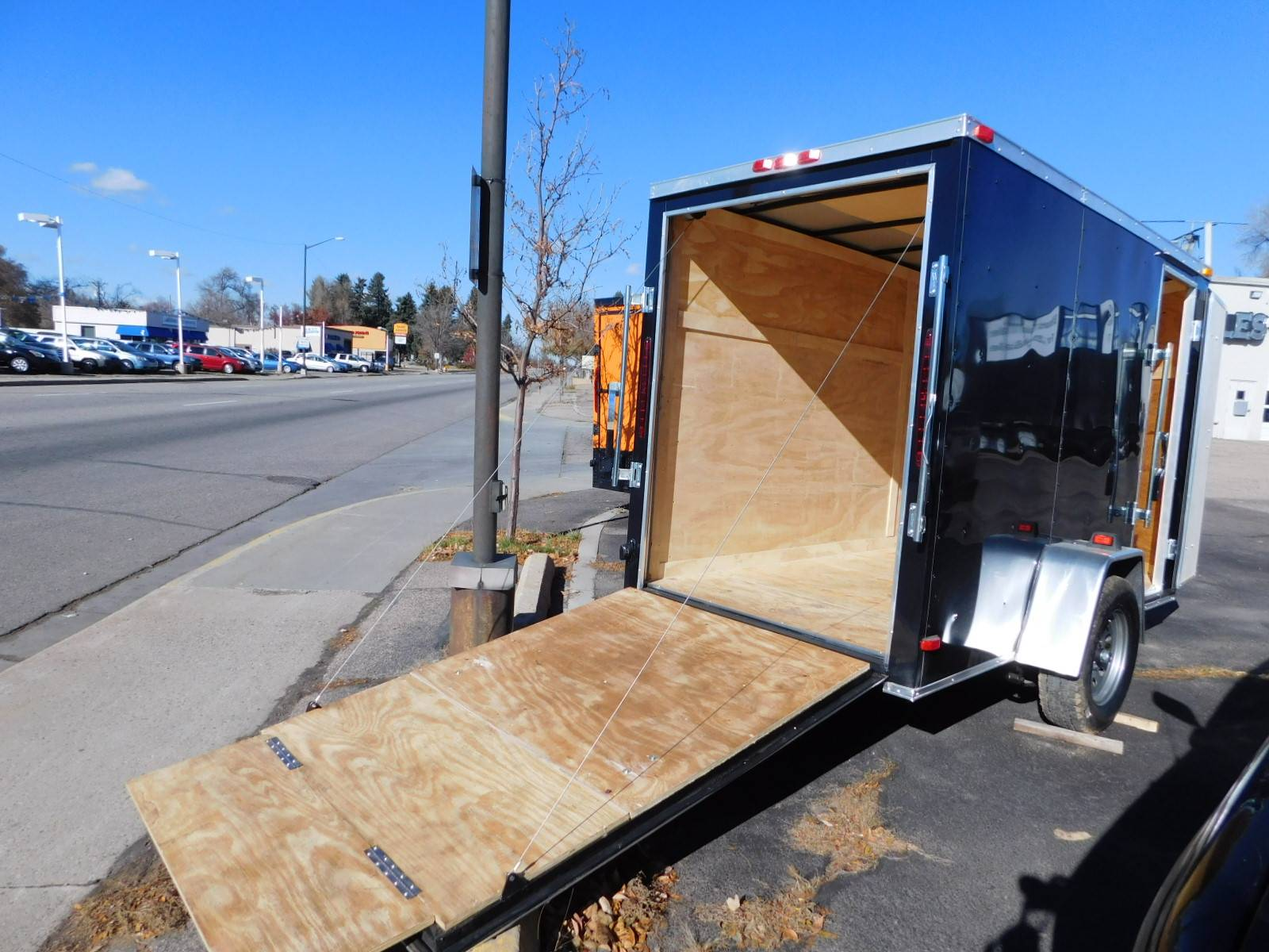 2018 Other 5X10X6 Enclosed in Loveland, Colorado