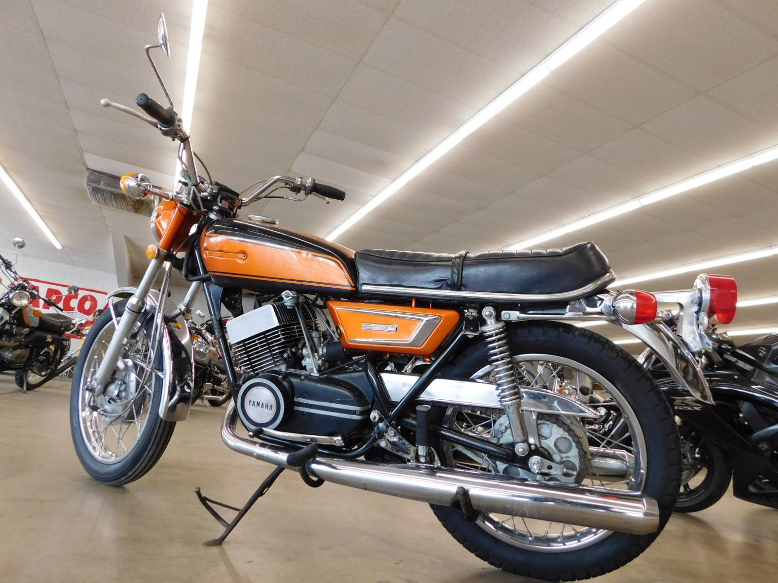 1972 Yamaha R5 350 in Loveland, Colorado