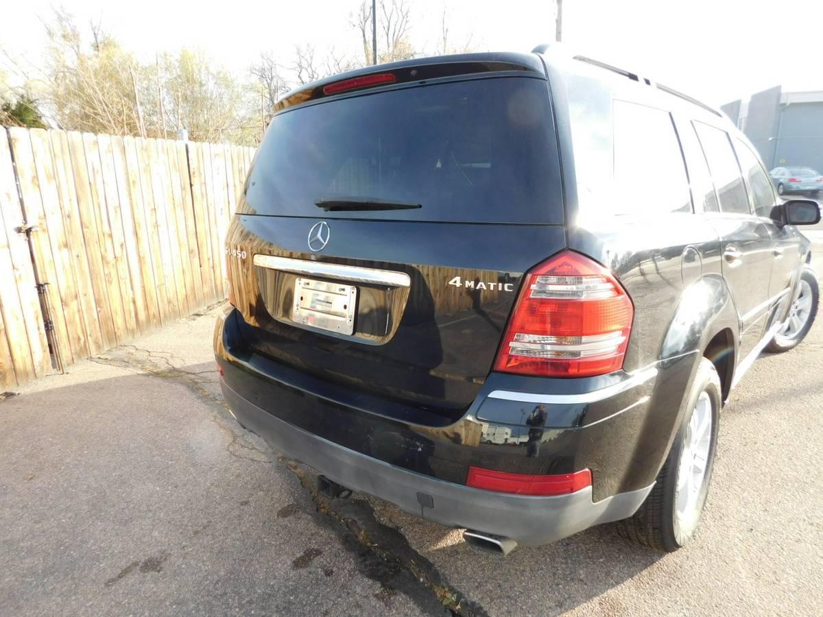 2007 mercedes benz gl450 automobile loveland colorado for Mercedes benz of loveland loveland co