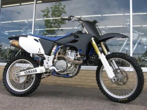 2004 Yamaha YZ450F in Loveland, Colorado