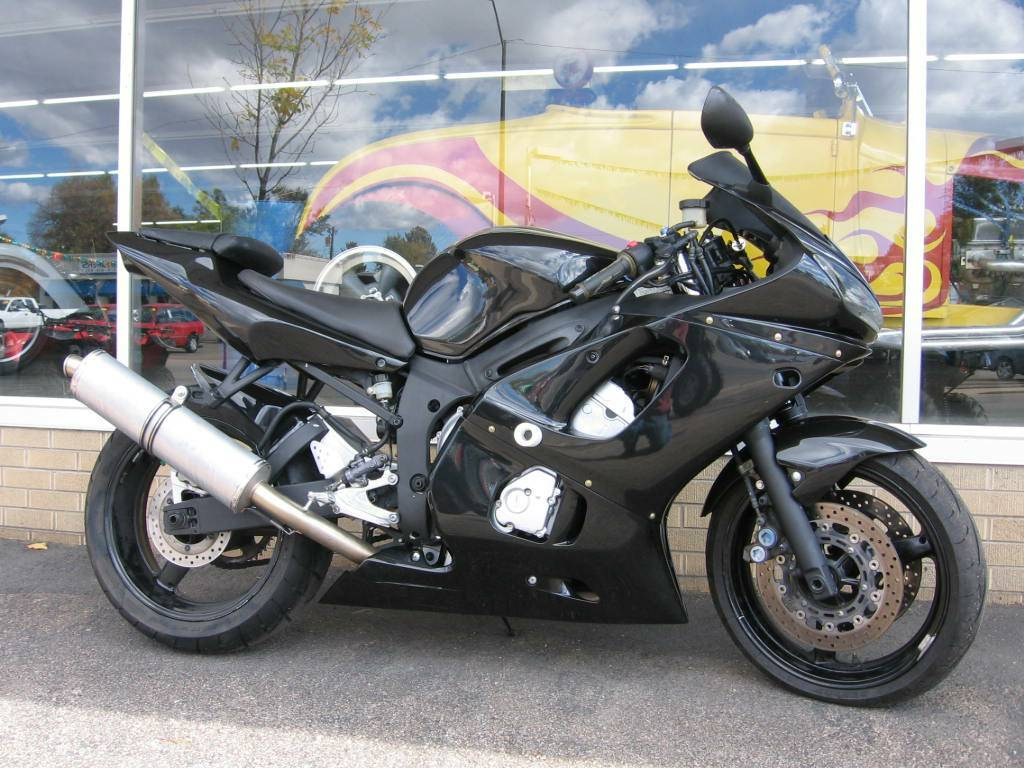 2001 Yamaha YZF-R6 for sale 10946