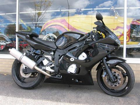 2001 Yamaha YZF-R6 in Loveland, Colorado