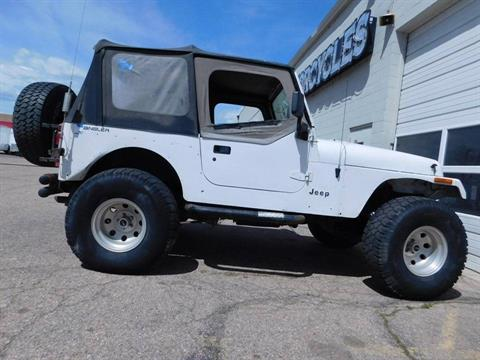 1991 Jeep Wrangler Rock Crawler in Loveland, Colorado