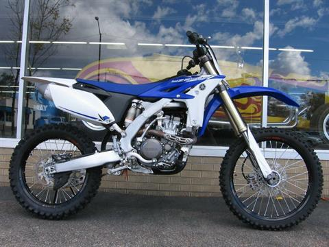 2013 Yamaha YZ250F in Loveland, Colorado