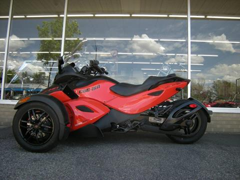 2012 Can-Am Spyder® RS-S SM5 in Loveland, Colorado