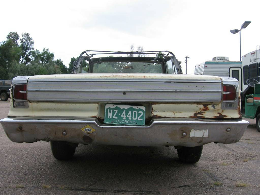 1965 Dodge Coronet 500 Convertible in Loveland, Colorado - Photo 3