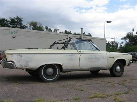 1965 Dodge Coronet 500 Convertible in Loveland, Colorado - Photo 5
