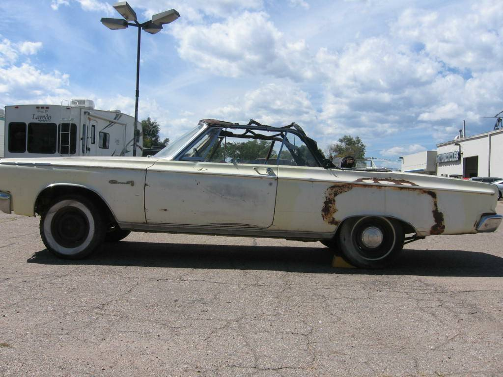 1965 Dodge Coronet 500 Convertible in Loveland, Colorado - Photo 7
