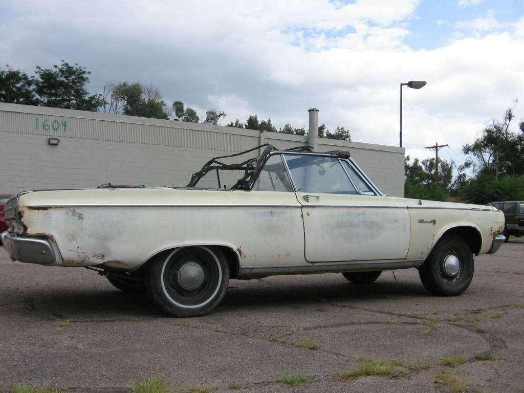 1965 Dodge Coronet 500 Convertible in Loveland, Colorado - Photo 8