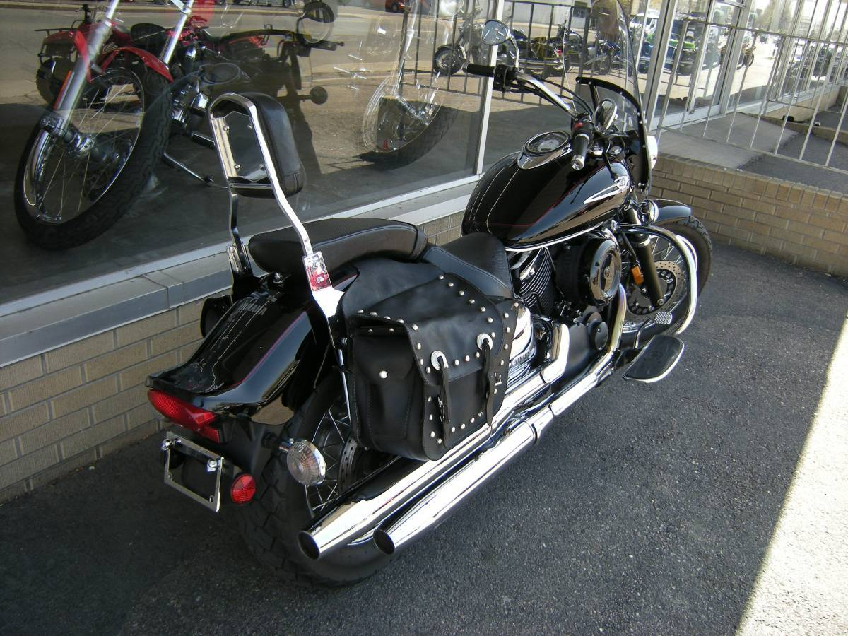 2005 Yamaha V Star 1100 in Loveland, Colorado