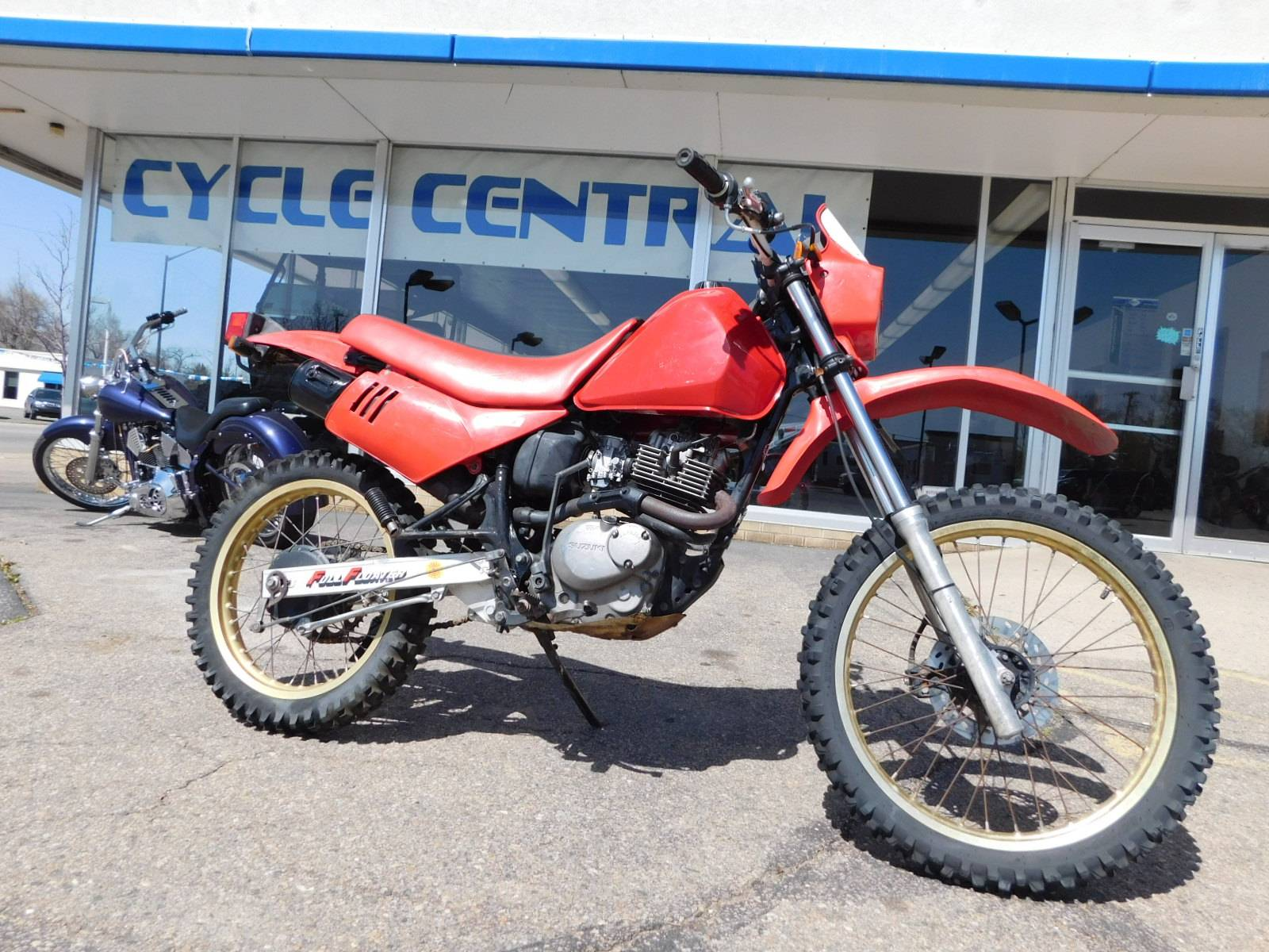 1986 Suzuki SP200 in Loveland, Colorado - Photo 4