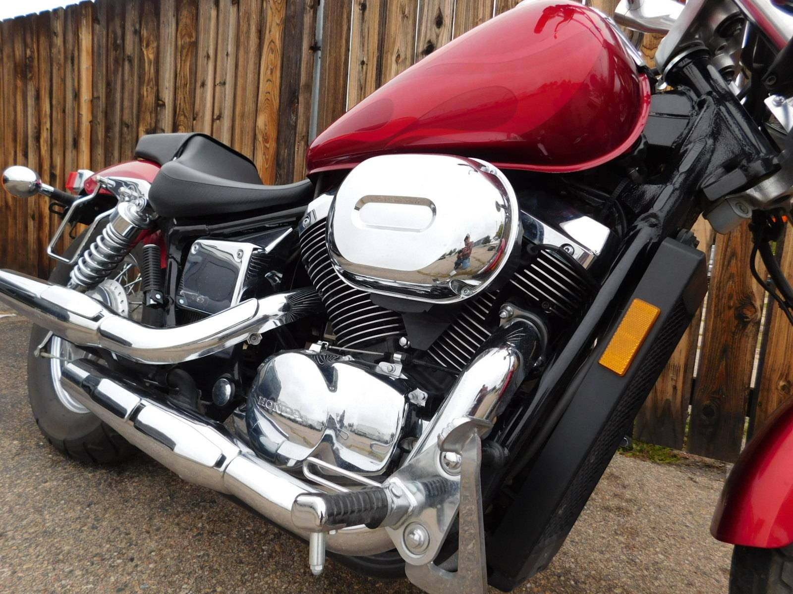2006 Honda Shadow Spirit™ 750 in Loveland, Colorado - Photo 5